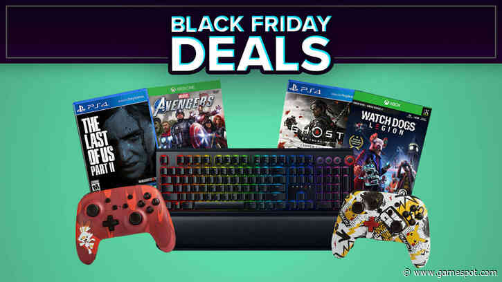Amazon Black Friday 2020 Deals Are Here