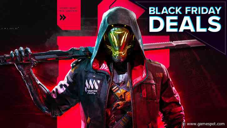 Epic Games Store Black Friday Sale Features Deals On Watch Dogs Legion, Ghostrunner, And More