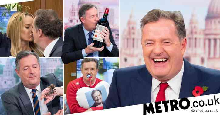 The evolution of Piers Morgan: How argumentative Good Morning Britain presenter became must-watch TV