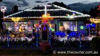 Ballarat Christmas Lights 2020: enter your house to win - Ballarat Courier