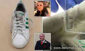 Blood found on Louise Smith's uncle's trainers one billion times more likely to have come from her