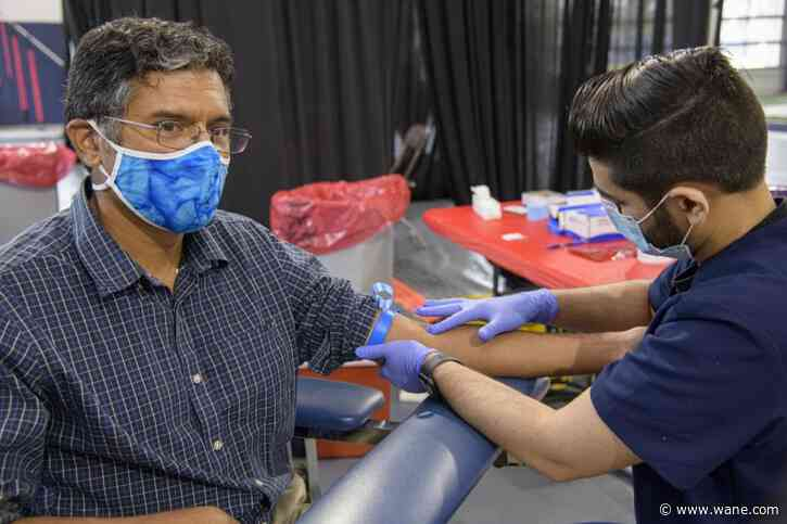 Red Cross at 'urgent' need for blood donations