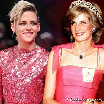 """Why Kristen Stewart Says She Feels """"Protective"""" of Princess Diana"""