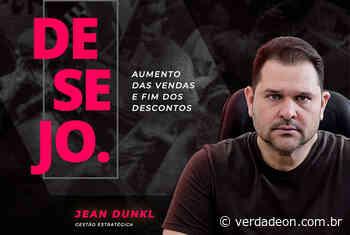 Jean Dunkl ministra workshop sobre vendas na Associação Comercial de Morro Agudo - Notícias de Franca e Região