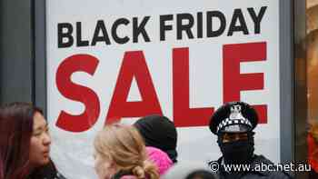Extra cash and nowhere to go — shoppers expected to 'unleash' on Black Friday sales