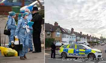 Man, 31, is arrested after hospital worker mother, 62, was beaten to death