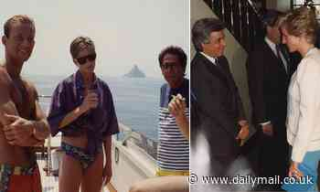Valentino co-founder shares unseen 1990 photos of Princess Diana