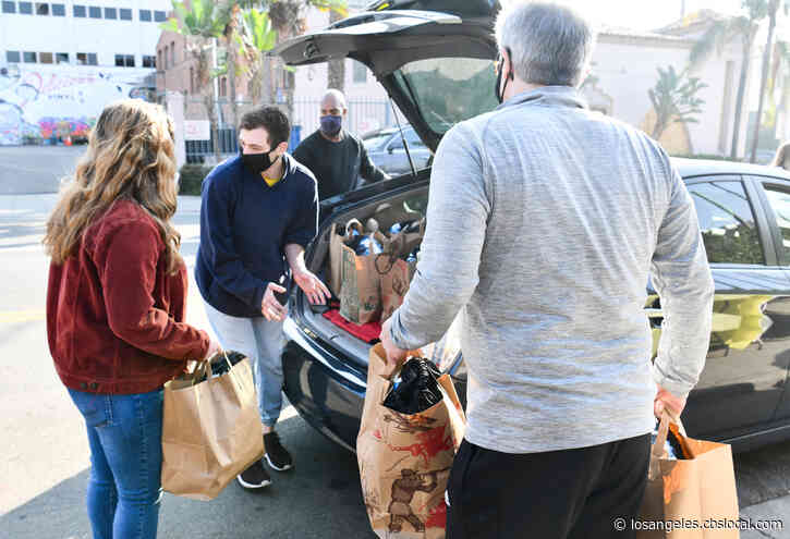 Thousands Of Meals Provided To Those In Need Across Southland In A Thanksgiving Like No Other