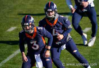 The Latest: Driskel on Virus List, Rest of Broncos Cleared