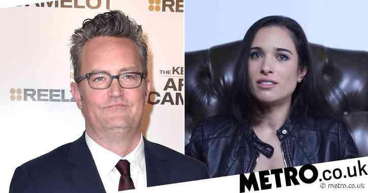 Matthew Perry confirms engagement to girlfriend Molly Hurwitz