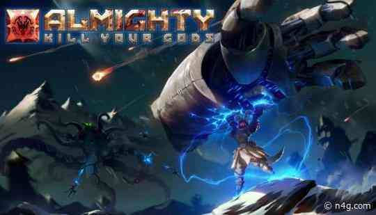 Exclusive interview with RUNWILD Entertainment as we find out more about Almighty: Kill Your Gods