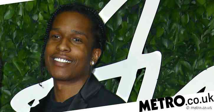 ASAP Rocky delivers 120 Thanksgiving meals to homeless shelter he stayed at with his mother