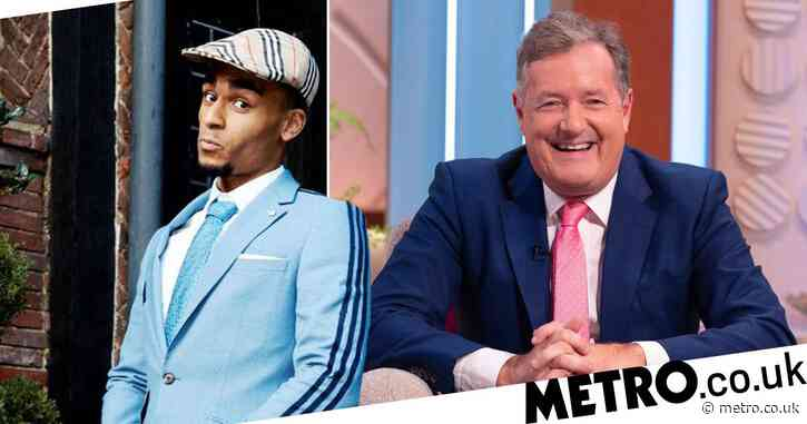 Munya Chawawa fears diss track from Piers Morgan as he unveils single about Good Morning Britain host