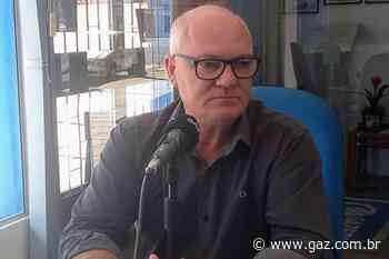 """""""Vamos trabalhar muito"""", destaca prefeito reeleito de Arroio do Tigre - GAZ"""