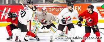 Camp d'Équipe Canada junior sur pause: «Il y a des choses pires que ça», estime Jakob Pelletier