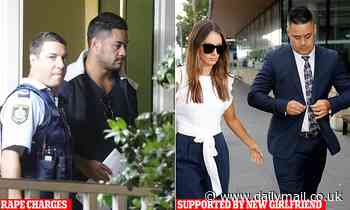 Jarryd Hayne set to take the stand after allegedly raping a woman and leaving an injury