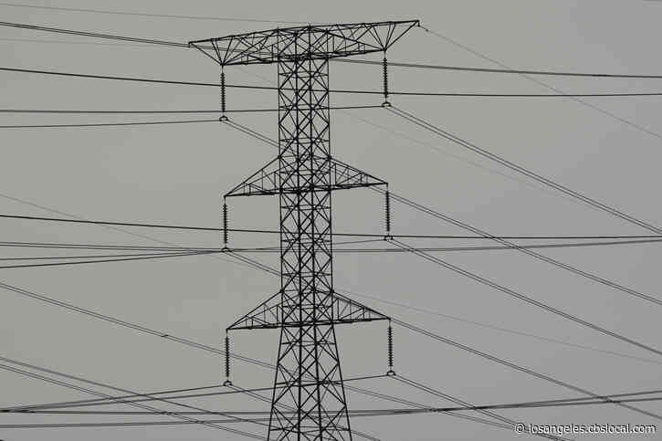 SoCal Edison Begins Shutting Off Power In LA, Ventura Counties