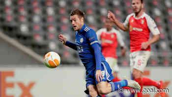 Braga 3-3 Leicester City: Vardy seals Europa League progression in frantic fashion