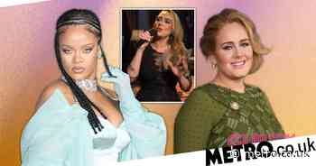Rihanna praises pal Adele's weight loss: 'She did it for herself' - Metro.co.uk