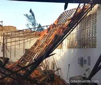 Teto de galpão desaba e deixa seis trabalhadores feridos em Parnaíba - Parnaiba - Cidadeverde.com