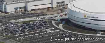 ExpoCité: La Ville de Québec abandonne son système de stationnement automatisé à 2,1 M$