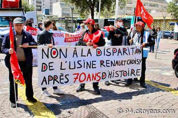 Fermeture de Renault: Choisy-le-Roi prépare son pôle économie circulaire - 94 Citoyens