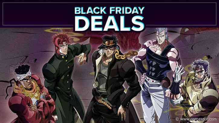 Amazon Black Friday Anime Sale Has Great Deals On Blu-Rays, Box Sets, And More