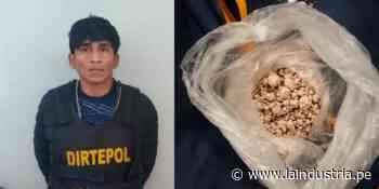 Paiján: detienen a vendedor de droga con dos requisitorias por estafa - La Industria.pe