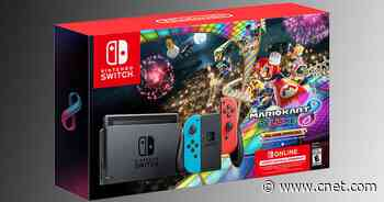Nintendo Switch Mario Kart Black Friday bundle in stock? Check inventory at Walmart, Amazon and Best Buy     - CNET