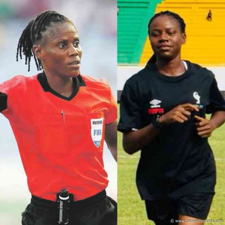 NFF: Our Two Referees Will Excell At New Zealand 2023 FIFA Women's World  Cup