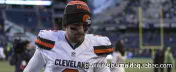 Johnny Manziel s'excuse aux Browns