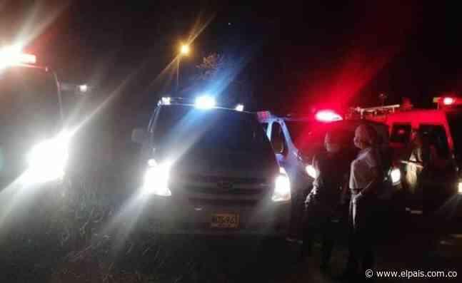 Accidente en Dagua, Valle, deja 18 soldados del Ejército heridos - El País