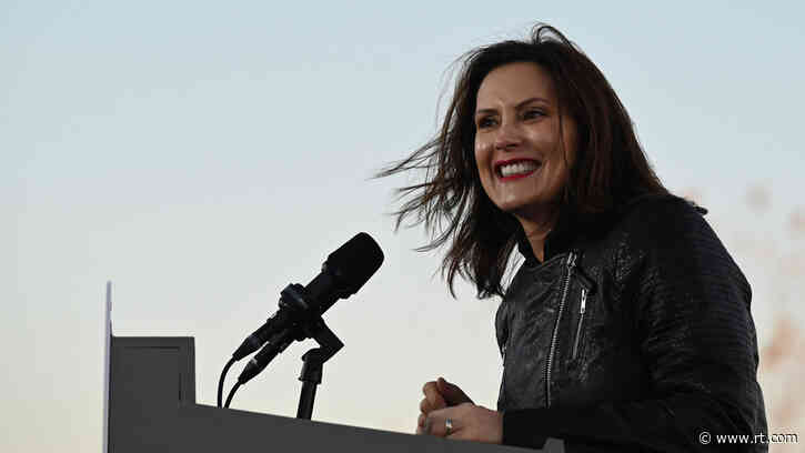'Failing upward on steroids': Michigan Governor Gretchen Whitmer is nominated for TIME's Person of the Year. Critics have pounced