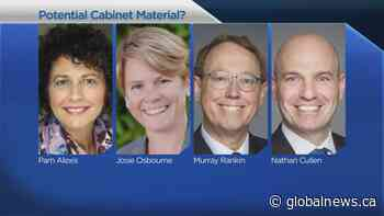 Who will be named to B.C. Premier John Horgan's cabinet?