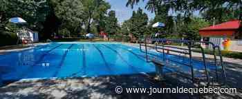 Ville de Québec: toutes les piscines extérieures ne seront chauffées qu'en 2022