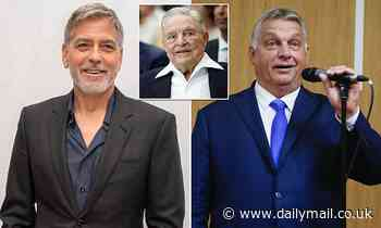 Hungarian press slams George Clooney for Viktor Orban criticism