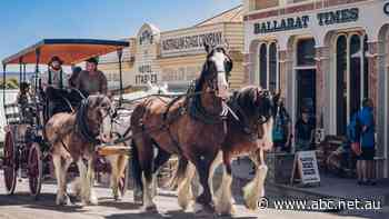 Sovereign Hill launches master plan to keep telling Australian history 'like no-one else'
