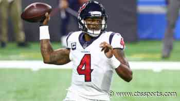 LOOK: Deshaun Watson caps off memorable Thanksgiving Game with perfectly-executed trick play