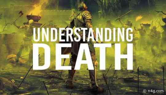 When is death in a game about more than dying?