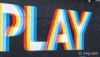 Graffiti Artist ACHES Hired By PlayStation Paints PLAY HAS NO LIMITS Mural