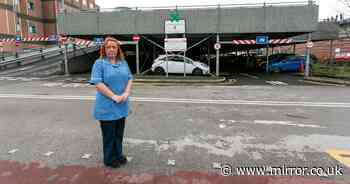 """""""Scumbags"""" steal Covid nurse's car as she works grueling 10-hour overtime shift"""