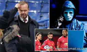 Manchester United are being held to RANSOM for millions of pounds by cyberhackers