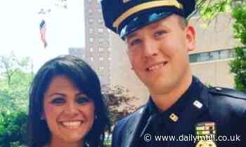 PICTURED: NYPD cop who 'shot and injured his wife's personal trainer'