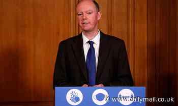 Coronavirus UK: Chris Whitty cagey on Oxford-AstraZeneca vaccine