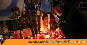 """Madres de Playa de Mayo: """"Hasta el último rincón del mundo llora"""" por Maradona - Sputnik Mundo"""