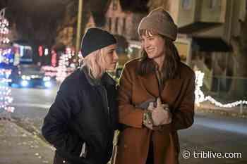 TV Talk: Filmed-in-Pittsburgh 'Happiest Season' debuts; Kaley Cuoco impresses in 'The Flight Attendant' - TribLIVE