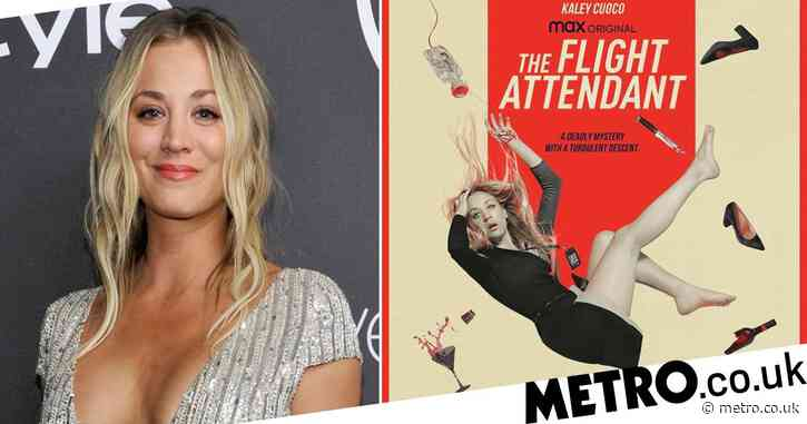 The Flight Attendant already has viewers hooked as fans praise Kaley Cuoco's 'fantastic' performance