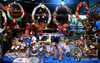 Aparecida de Goiânia abre inscrições para mais de 1,4 mil vagas em feiras especiais de Natal - G1