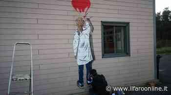 Cerveteri, alla Salvo D'Acquisto un murales dedicato ai bambini - IlFaroOnline.it