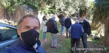 """Cerveteri, Giannini (Lega): """"Qui per visitare il percorso pedonale Lawrence lasciato in stato di abbandono dall'amministrazione di centrosinistra"""" - BaraondaNews"""